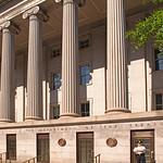 USA Washington DC Department of The Treasury